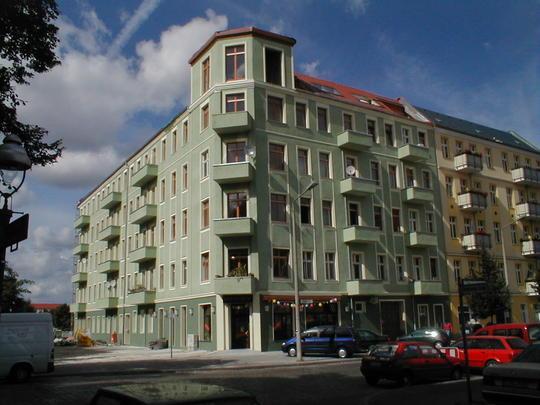 wohn und gesch ftshaus elsenstra e 41 berlin. Black Bedroom Furniture Sets. Home Design Ideas