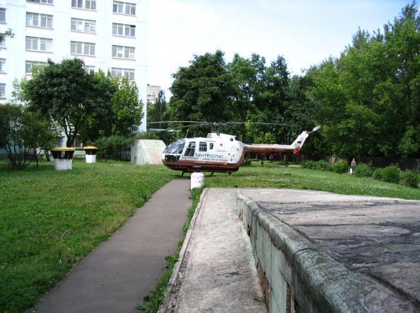 17 гор больница города москвы: