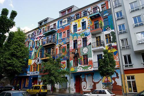 wohn und gesch ftshaus kreutzigerstra e 18 19 berlin. Black Bedroom Furniture Sets. Home Design Ideas