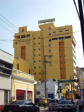 hotel tampico alto: