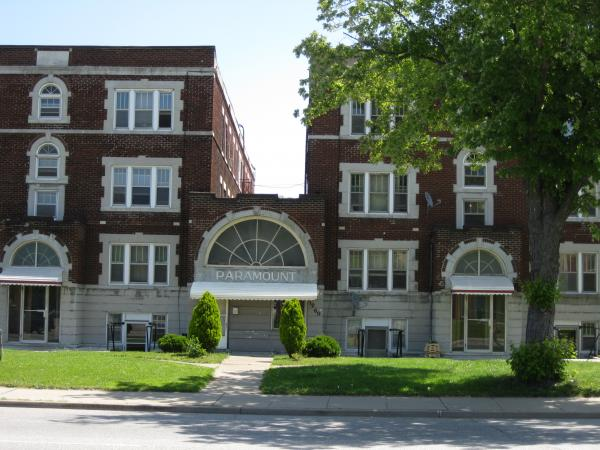 Paramount Apartments - Windsor, Ontario