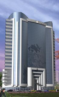 Petrofac Tower Sharjah