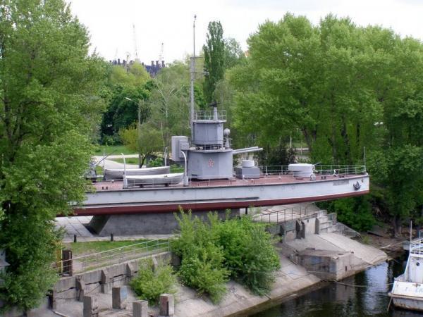 Киевский завод начал строительство четырех малых бронированных катеров, - Минобороны - Цензор.НЕТ 5315