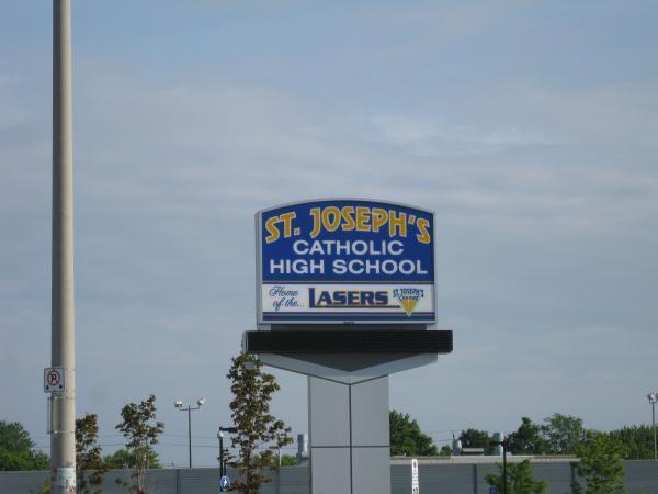 St Joseph 39 S Catholic High School Windsor Ontario