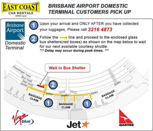 Airport Transfer Car Hire East Coast Car Rentaks