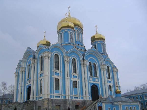 собор владимирской иконы божией матери: