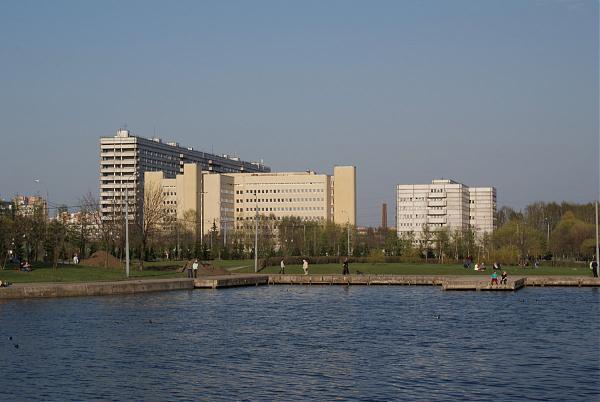 15 городская больница имени: