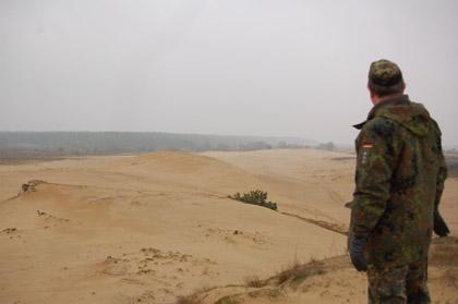 Truppenübungsplatz Lübtheen