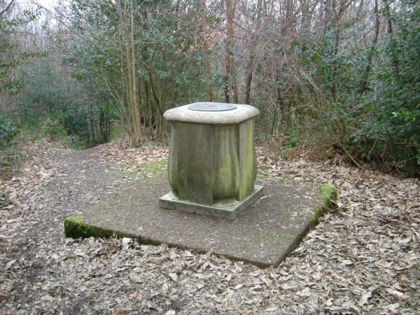Toys Hill Triangulation Pillar