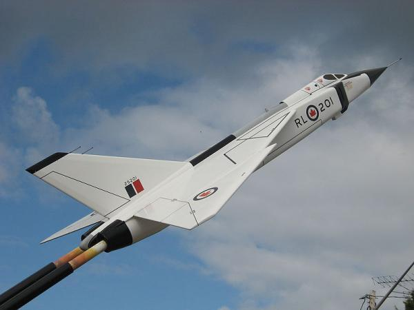 Avro Canada Cf 105 Arrow Wikipedia