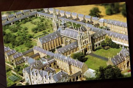 Coombe Abbey Park >> St Hugh's Charterhouse