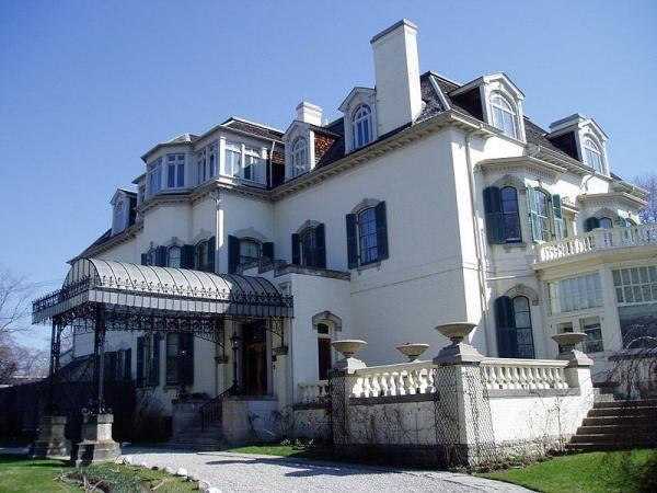 Spadina House Historic Mansion Toronto Ontario