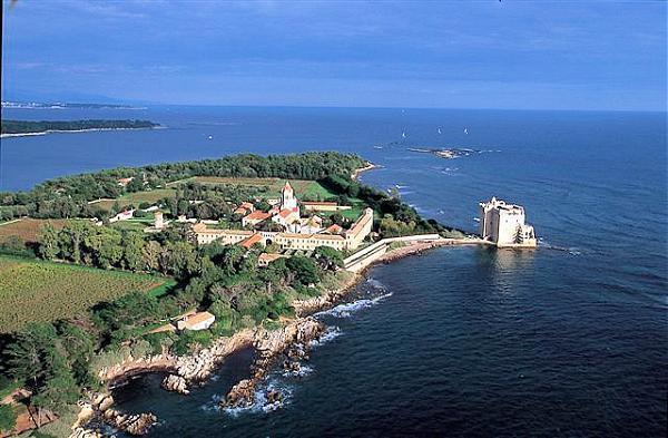 Island of Saint-Honorat