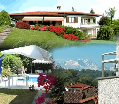 Bed And Breakfast Villa Monterosa For Quality Stay With Cheapest Price