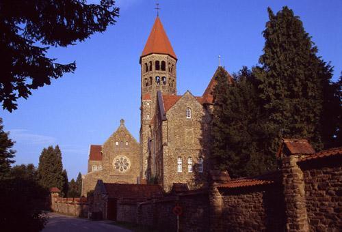 Abbey Of Saint Maurice Et Saint Maur De Clervaux Clervaux