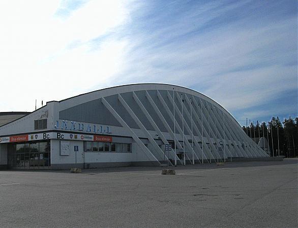 Jäähalli Tampere