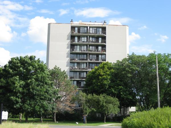 Lonsdale Apartments - Windsor, Ontario