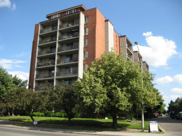 Alexander Park Apartments Windsor Ontario Apartment
