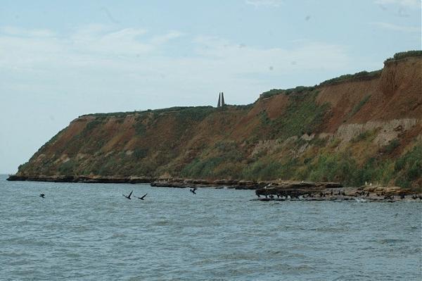 ukraine island