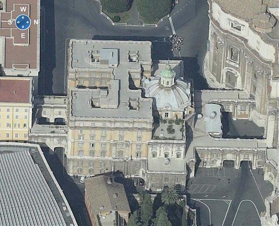 Sacristy & Treasury Museum - Rome