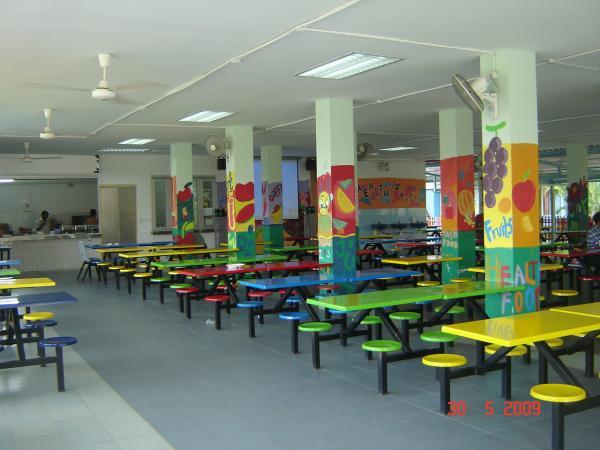 School Canteen - Republic of Singapore