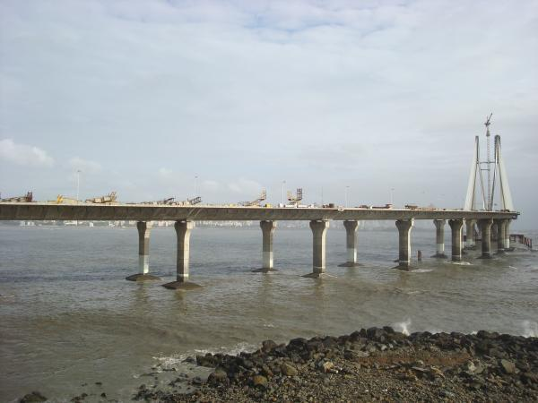 the rajiv gandhi sea link construction essay Essay on bandra worli sea link the construction of the bandra-worli bridge is  part of the bandra-worli sea link project necessitated by the the bandra-worli  sea.