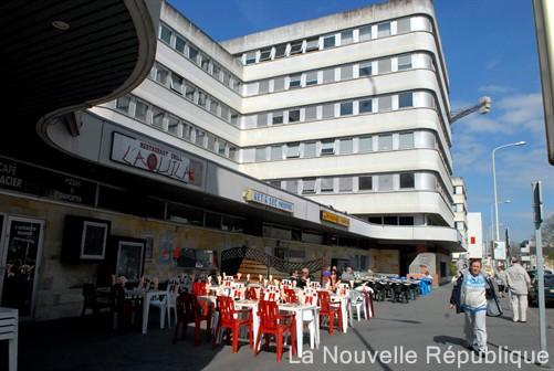 Centre commercial du champ girault tours for Centre commercial grand tour
