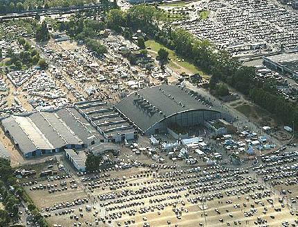 Parc des expositions tours for Parc expo angouleme