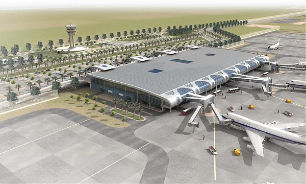 Blaise Diagne airport