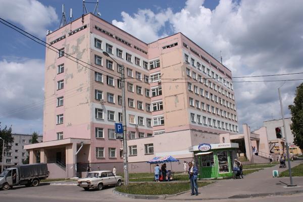 Поздравление с юбилеем больницу от администрации