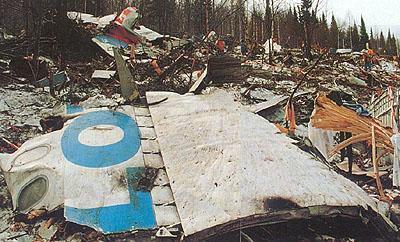 Aeroflot Flight 593