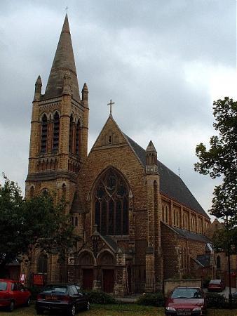 St Hughs Roman Catholic Church Lincoln