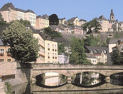 luxembourg city images