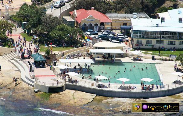 Kings Beach Saltwater Pool Caloundra