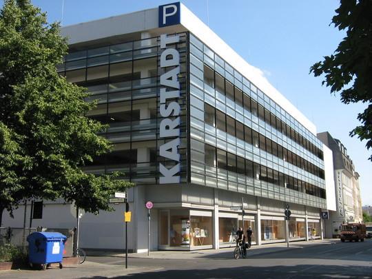 parkhaus karstadt spandau berlin parkhaus parking en. Black Bedroom Furniture Sets. Home Design Ideas