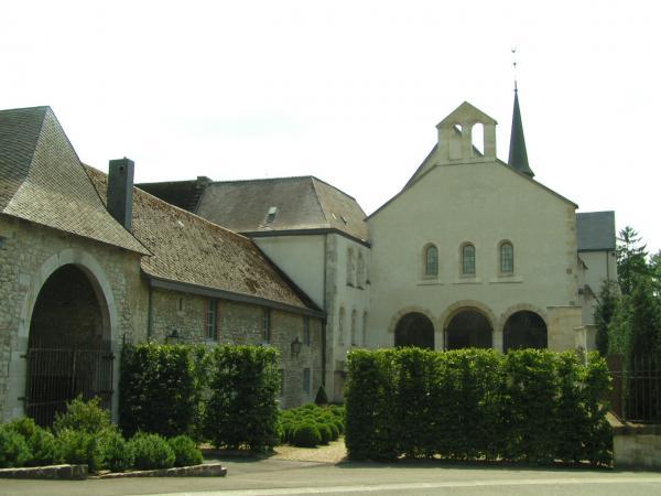 Abdij Notre-Dame de Saint-Rémy - Rochefort