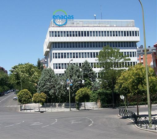 Sede de enagas madrid for Oficina gas natural sevilla