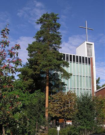 kangasalan kirkko Nokia