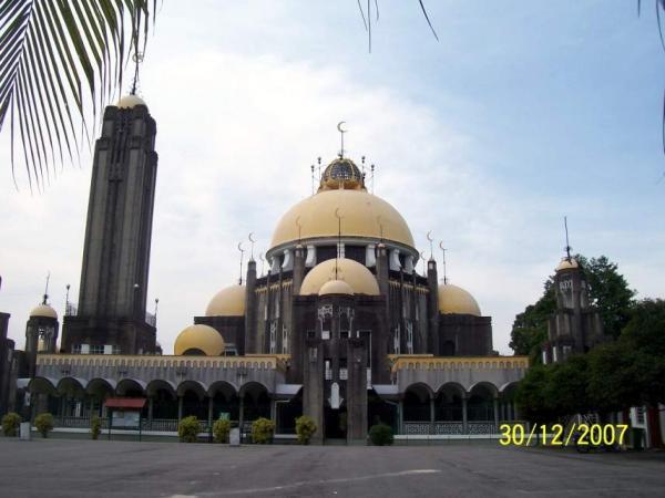 Masjid Sultan Sulaiman Klang