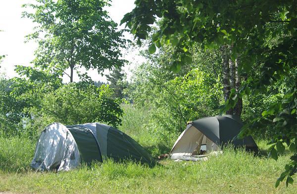 Кемпинги на селигере в палатках на карте