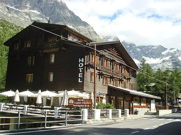 Hotel chalet valdotain for Hotel meuble mon reve cervinia
