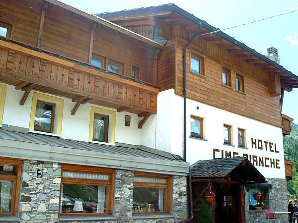 Hotel cime bianche for Hotel meuble mon reve