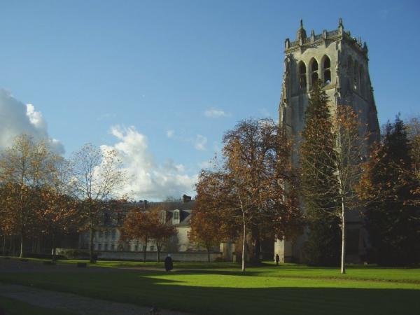 Bec Hellouin Abbey | monastery, Order of Saint Benedict