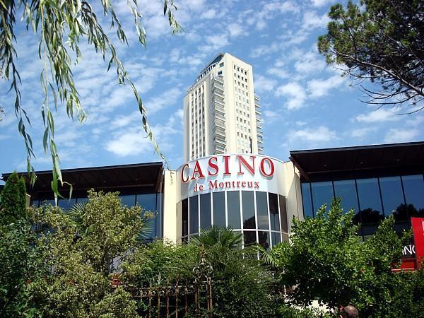 Montreux Casino Fire