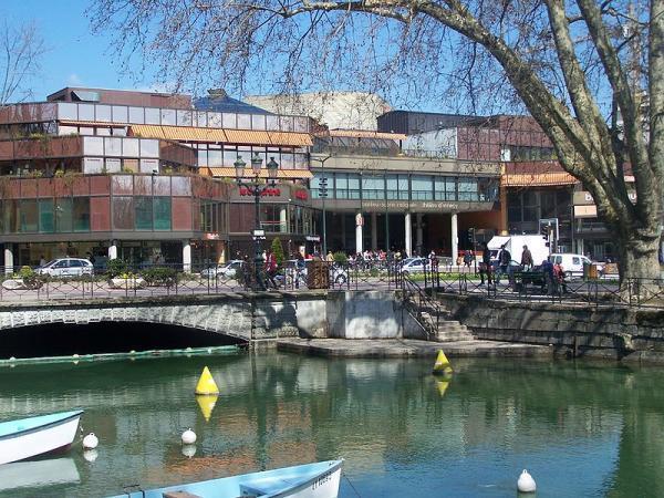 Centre bonlieu annecy - Office de tourisme annecy ...