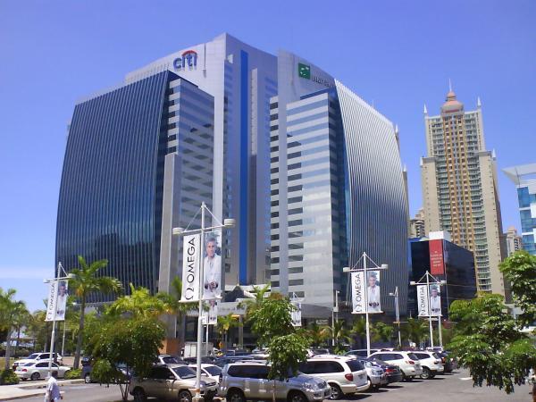 Torre de las am ricas panam panam for Oficinas bankia cercanas