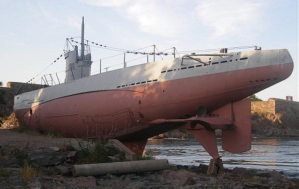 Sukellusvene Suomi