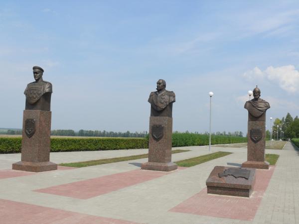 Мемориальный комплекс прохоровское
