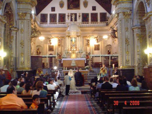 Iglesia de san gil y santa ana granada - Santa ana granada ...