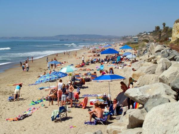 Nude beach san clemente